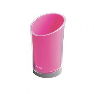 Cubilete Rexel Joy rosa