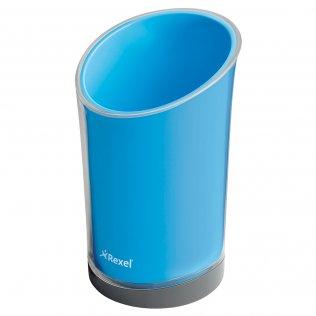 Cubilete Rexel Joy azul