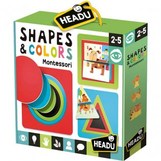 Juego Educativo Shapes and Colors Fournier