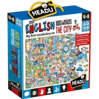 Juego Educativo Easy English The City Fournier
