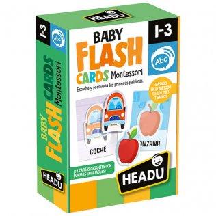 Juego Educativo Baby Flash Cards Fournier