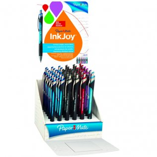 Bolígrafo Paper Mate InkJoy 550RT Exp 36 unid