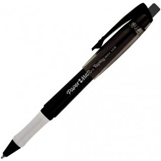 Bolígrafo PaperMate Replay.max tinta borrable Negro