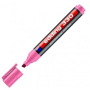 Rotulador Edding 330 rosa