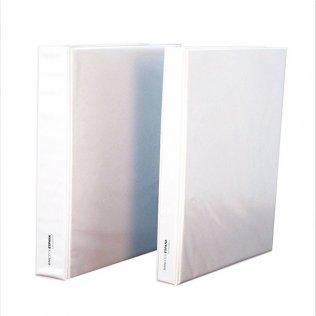 Carpeta PVC A4 Canguro 2 anillas 65 mm