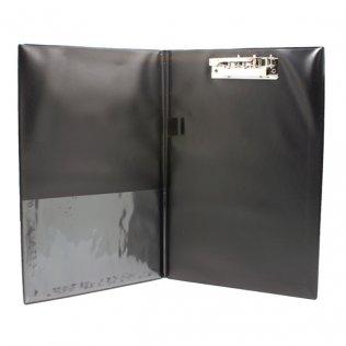 Carpeta Folio Miniclip negra