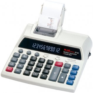 Calculadora impresora Plus IP-50