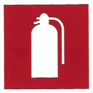 Etiquetas de señalización Apli Extintor