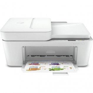 Impresora HP DeskJet Plus 4120 multifunción A4