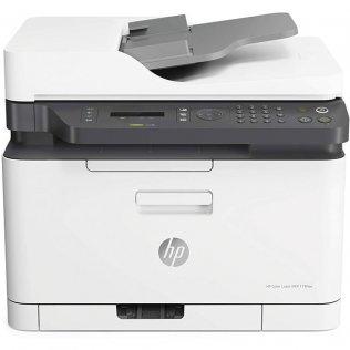 Impresora HP MFP 179fnw Color Láser A4
