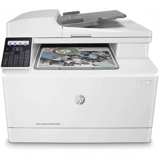 Impresora HP LaserJet Pro MFP M183fw Color A4