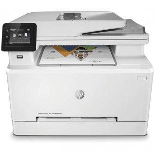 Impresora HP LaserJet Pro MFP M283fdw Color A4