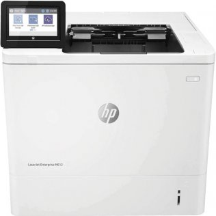 Impresora HP LaserJet Enterprise M612dn monocromo A4