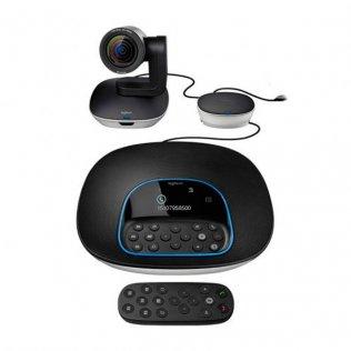Webcam kit Logitech Group sistemas videoconferencia
