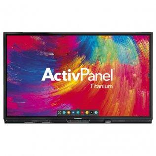 Panel interactivo 75 Titanium ActivPanel Promethean
