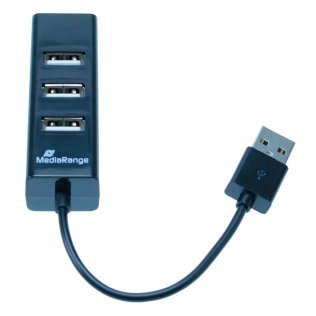Replicador de puertos USB 2.0 Mediarange