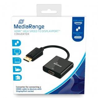 Cable DisplayPort a HDMI 20cm MediaRange