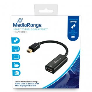 Cable Mini DisplayPort a HDMI 15cm MediaRange