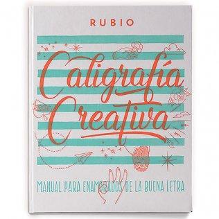 Cuaderno Rubio Caligrafía Creativa 1
