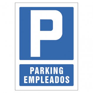 Pictograma Sys parking empleados