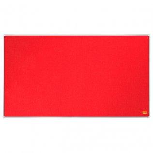 Tablero fieltro rojo 710x400mm Nobo Impression Pro