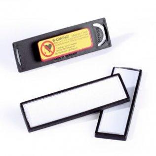 Clip Card con imán 17x67mm Durable