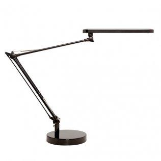 Lámpara de oficina Mamboled negra Unilux