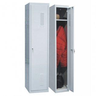 Taquilla extensión AR Shelving 1 puerta gris 30x180x50cm