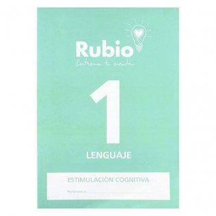 CUADERNO RUBIO EC LENGUAJE 1