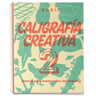 Cuaderno Rubio Caligrafía Creativa 2