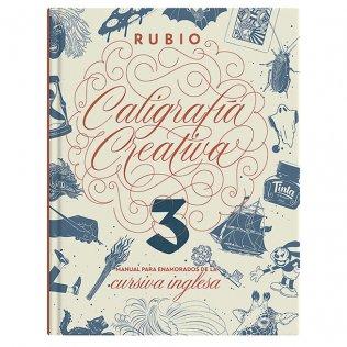 Cuaderno Rubio Caligrafía Creativa 3
