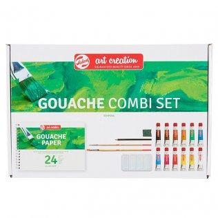 Set Témpera Talens 12 ml / 12 colores