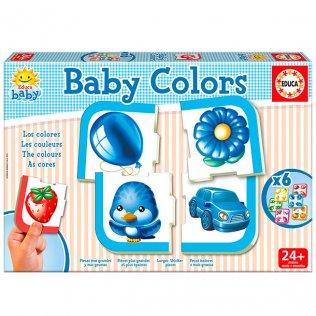 Juego Educativo Educa Baby Colors