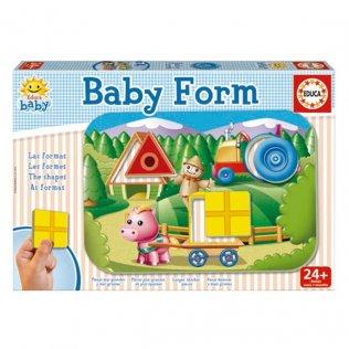Juego Educativo Educa Baby Form