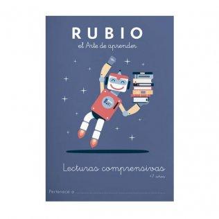 Cuaderno Rubio Lecturas Comprensivas +7