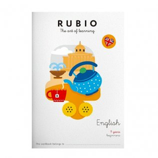 Cuadernos Rubio Inglés Begginers 9