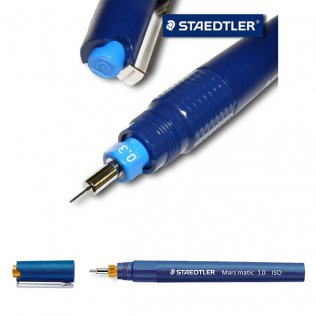 Plumas técnicas Staedtler marsmatic 700 0,3mm