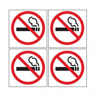 Pictograma Archivo 2000 Prohibido fumar - Pequeño