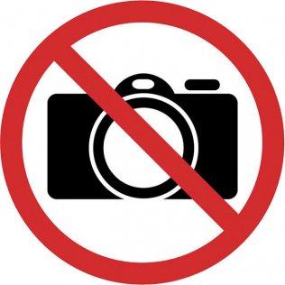 Etiquetas de señalización Apli Prohibido fotos