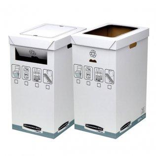 Papelera de reciclaje Fellowes