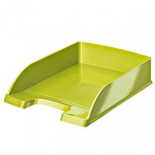 Bandeja sobremesa Leitz WOW verde metalizado