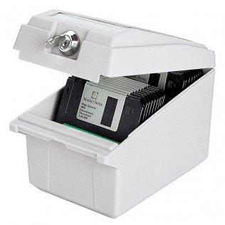 Fichero organizador para 40 diskettes