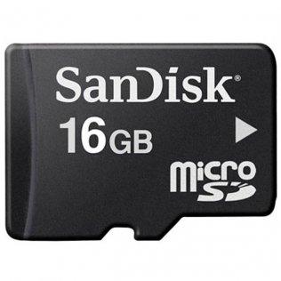 Tarjeta de memoria Sandisk MSD - SD Adapter 16Gb