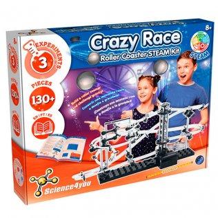 Juego Ecuativo Crazy Race Science4You