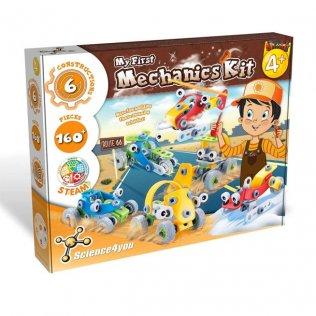Juego Educativo Mi Primer Kit de Mecánica Science4You