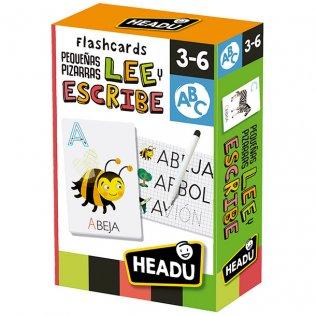 Juego Educativo Flashcards Lee y Escribe Fournier