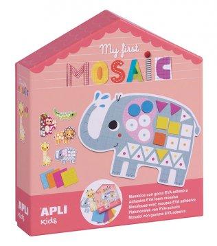 Juego Educativo My First Mosaic Goma EVA Apli Kids
