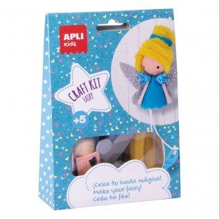 Juego Educativo Craft Kit Hada Mágica Apli Kids
