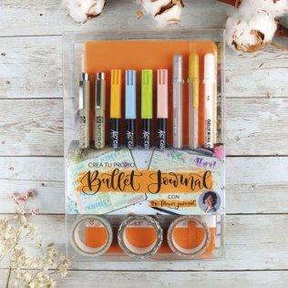Crea tu propio Bullet Journal / Naranja