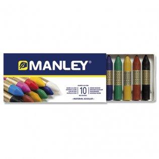 Ceras Manley 10 uds